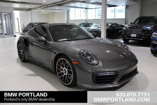 2017 Porsche 911 Turbo S Coupe Car Medford, OR