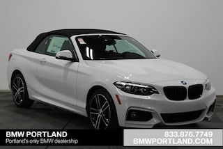 New 2020 BMW 2 Series 230i xDrive Convertible Convertible Medford, OR