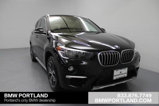 New 2018 BMW X1 xDrive28i SAV Portland, OR