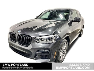 New 2021 BMW X4 M40i Sports Activity Coupe Portland, OR
