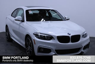 New 2020 BMW 230i xDrive Coupe Portland, OR