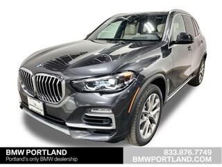 New BMW X5 2021 BMW X5 xDrive40i SAV for sale in Portland, OR