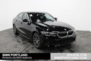 New 2020 BMW 3 Series 330i Sedan North America Car for sale in Portland, OR