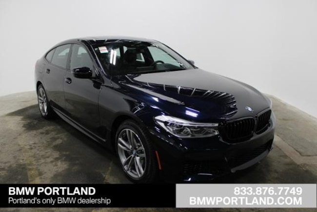 New 2019 BMW 6 Series 640i xDrive Gran Turismo Car Portland, OR