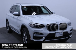 New 2020 BMW X3 xDrive30i SAV for sale in Portland, OR