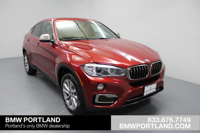 2019 BMW X6 xDrive35i Sports Activity Coupe Sport Utility