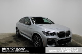 New 2019 BMW X4 M40i Sports Activity Coupe Sport Utility Portland, OR