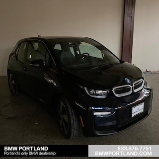 Certified Pre-Owned 2018 BMW i3 with Range Extender Sedan 94Ah w/Range Extender Portland, OR