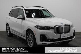 New BMW X7 2021 BMW X7 xDrive40i SUV for sale in Portland, OR