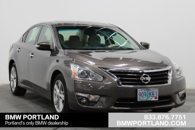 Pre-Owned 2015 Nissan Altima 4dr Sdn I4 2 5 SV Car Java Metallic For