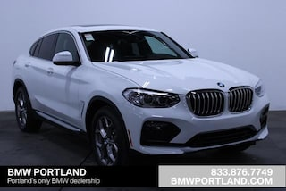 New 2020 BMW X4 xDrive30i Sports Activity Coupe Portland, OR