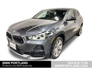 New 2022 BMW X2 xDrive28i SUV for sale in Portland, OR
