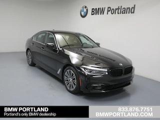 Certified Pre-Owned 2017 BMW 530i Sedan Portland, OR