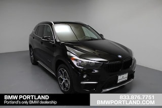 Certified Pre-Owned 2018 BMW X1 Sport Utility Xdrive28i Sports Activity Vehicle B Portland, OR