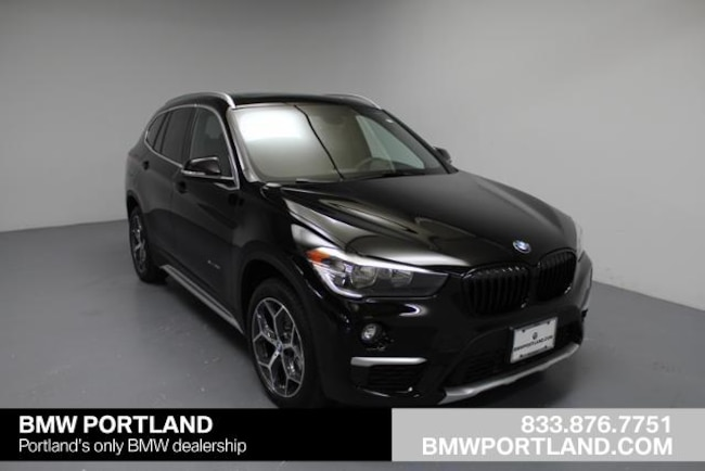 Used 2018 BMW X1 Sport Utility Xdrive28i Sports Activity Vehicle B Portland, OR