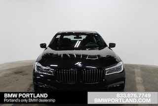 New 2019 BMW 7 Series 750i xDrive Sedan Car Portland, OR