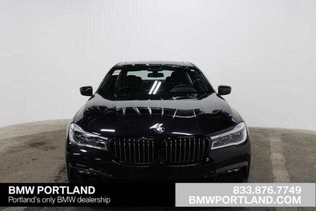 New 2019 BMW 7 Series 750i xDrive Sedan Car Portland, OR