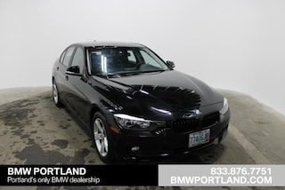 Certified Pre-Owned 2015 BMW 3 Series Car 4dr Sdn 320i Xdrive AWD Portland, OR