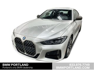 New 2021 BMW M440i xDrive Coupe for sale in Portland, OR