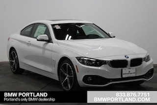 Used 2020 BMW 430i Coupe xDrive in Portland, OR