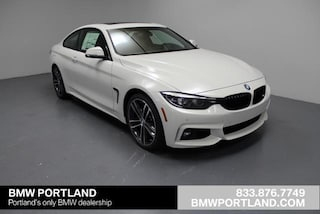 New 2019 BMW 4 Series 430i Coupe Car Portland, OR