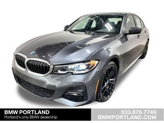 New 2022 BMW 330i xDrive Sedan for sale in Portland, OR