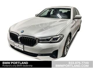 New 2021 BMW 530i xDrive Sedan Portland, OR