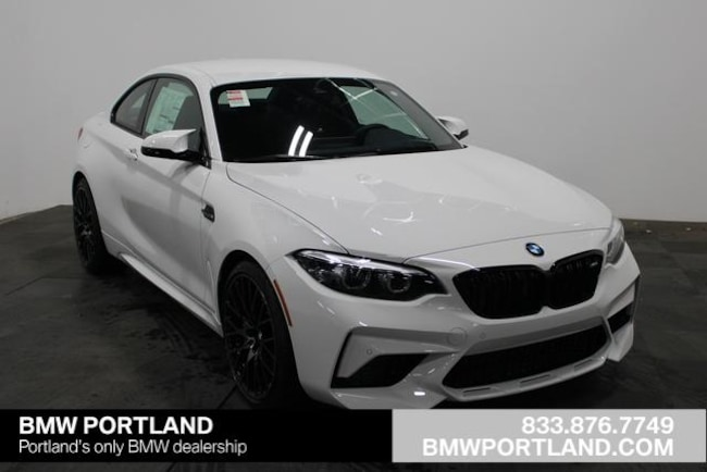 New 2020 BMW M2 Competition Coupe Car Portland, OR