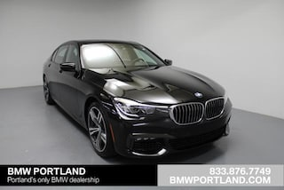 New 2019 BMW 7 Series 740i xDrive Sedan Car Portland, OR