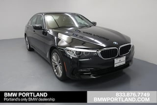New 2018 BMW 530e xDrive iPerformance Sedan Portland, OR