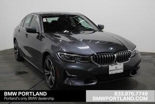 New 2020 BMW 330i xDrive Sedan Portland, OR