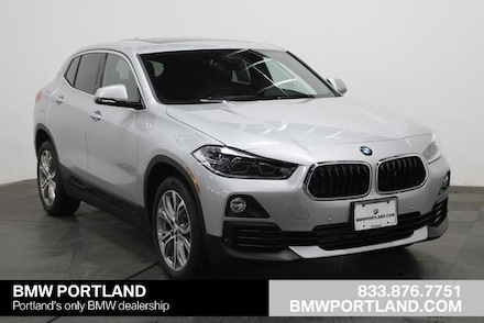 2020 BMW X2 Sports Activity Coupe xDrive28i