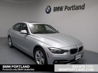 Certified Pre-Owned 2017 BMW 330i Sedan xDrive Portland, OR