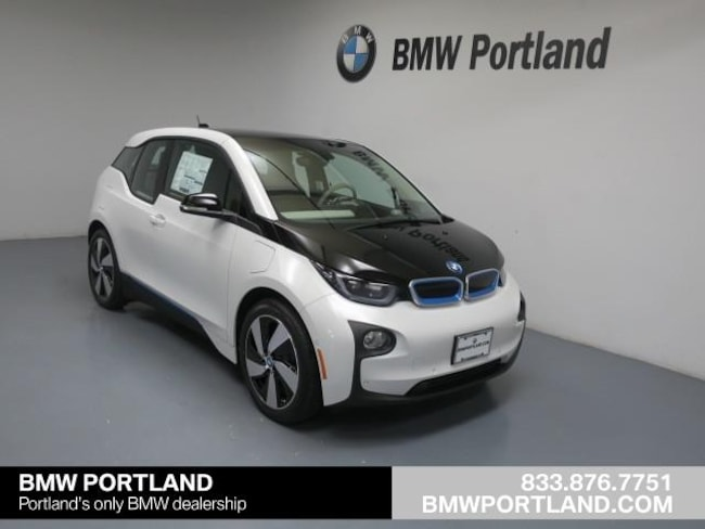 Certified Pre-Owned 2017 BMW i3 Car 94 Ah w/Range Extender Portland, OR