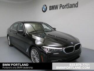 Certified Pre-Owned 2017 BMW 530i Sedan xDrive Portland, OR