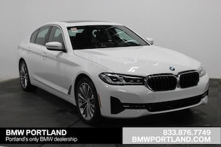 New 2021 BMW 530i xDrive Sedan Portland, OR