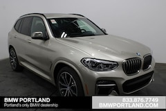 New 2020 BMW X3 M40i Sports Activity Vehicle Sport Utility for sale in Portland, OR