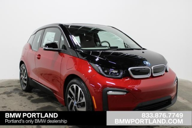 New 2019 BMW i3 120 Ah w/Range Extender Car Portland, OR