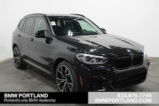New 2020 BMW X3 M Competition Sports Activity Vehicle Sport Utility for sale in Portland, OR