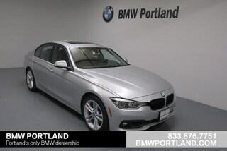 Used 2018 BMW 320i Sedan in Portland, OR