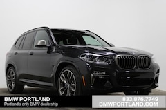 New 2019 BMW X3 M40i Sports Activity Vehicle Sport Utility for sale in Portland, OR