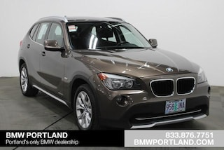 Used 2012 BMW X1 Sport Utility AWD 4dr 28i in Portland, OR