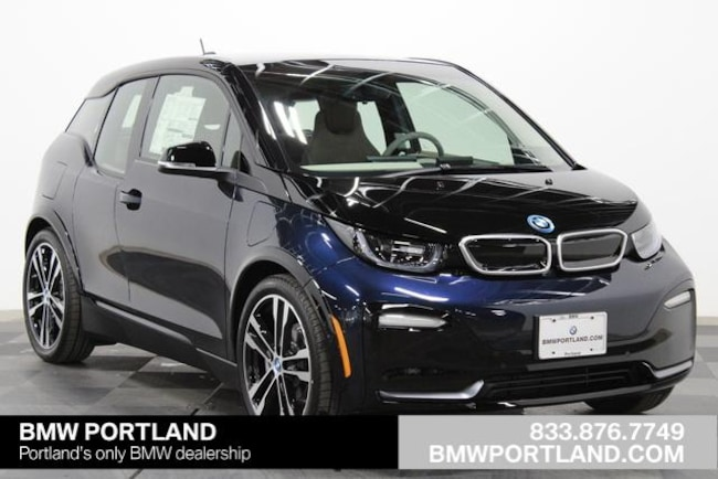 New 2019 BMW i3 s 120 Ah w/Range Extender Car Portland, OR