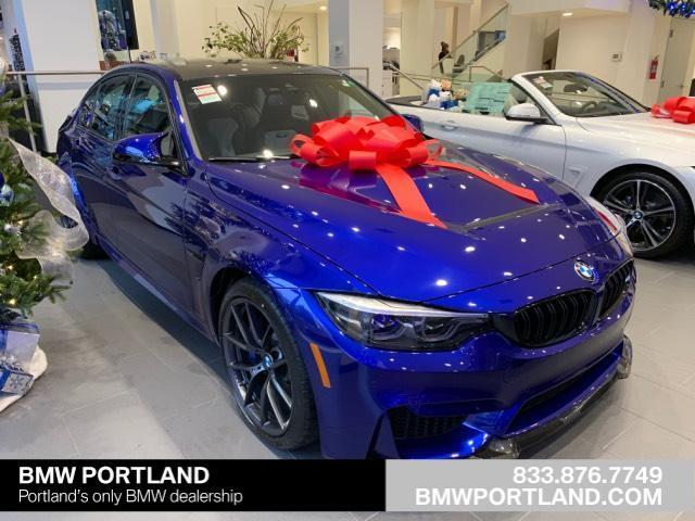 2018 BMW M3 Car