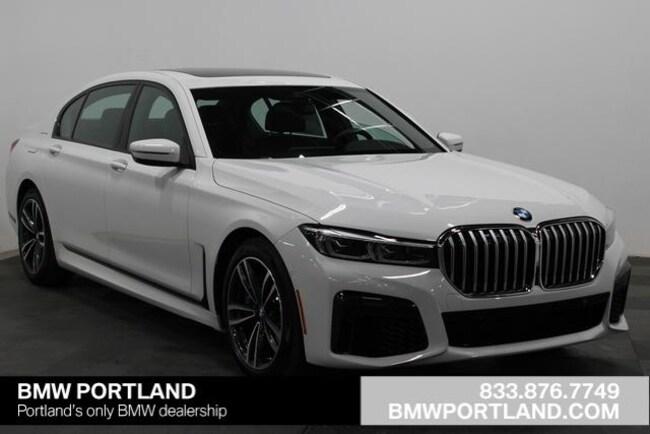 New 2020 BMW 7 Series 745e xDrive iPerformance Plug-In Hy Car Portland, OR