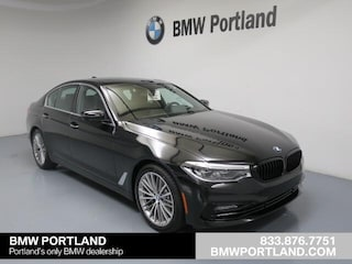 Certified Pre-Owned 2017 BMW 540i Sedan Portland, OR