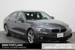 Used 2016 BMW 4 Series Car 4dr Sdn 428i xDrive AWD Gran Coupe in Portland, OR