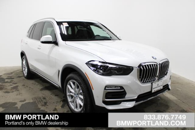 New 2019 BMW X5 Xdrive40i Sports Activity Vehicle Sport Utility Portland, OR