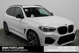 2020 BMW X3 M Competition Sports Activity Vehicle Sport Utility