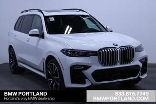 New BMW X7 2020 BMW X7 xDrive40i Sports Activity Vehicle Sport Utility for sale in Portland, OR